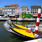 Aveiro – portugalska Wenecja