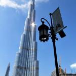 Burj Khalifa zdobyta!