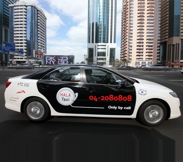 Hala-Taxi