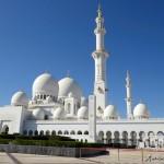 Meczet Szejka Zayeda w Abu Dhabi - olśniewające dzieło sztuki