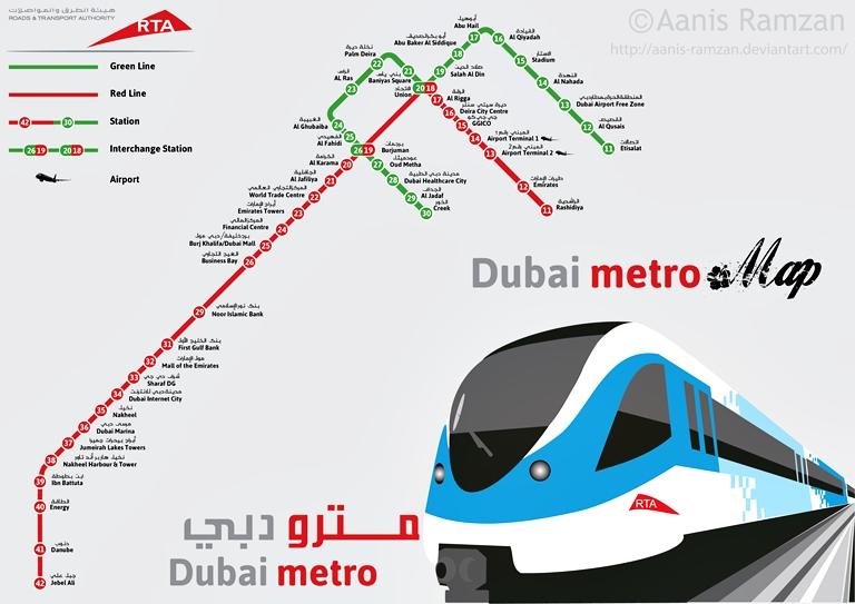 dubai_metro_station_map_by_aanis_ramzan-d606cvt