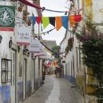 Óbidos – średniowieczna perełka Portugalii