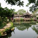 Suzhou - Miasto ogrodów