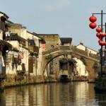 Suzhou - Wenecja Wschodu