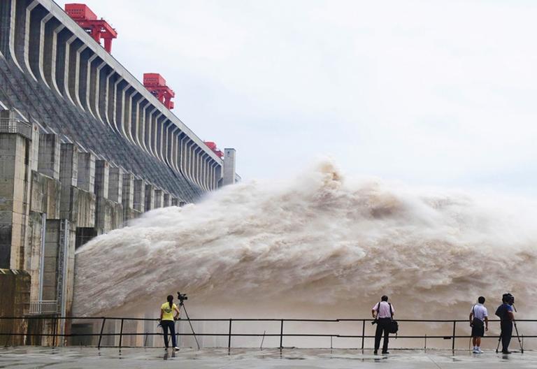Image: Three Gorges Dam