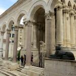 Split - chorwacki Rzym
