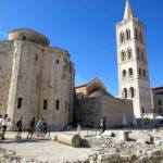 Rzymskie dziedzictwo i pochwała słońca w Zadarze
