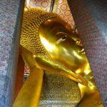 Wat Pho – spotkanie zLeżącym Buddą