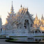 Biała Świątynia – spełniony sen szalonego architekta :)