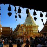 Wat Doi Suthep – najważniejsza świątynia północnej Tajlandii