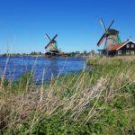 Wiatraki, chodaki iser, czyli pocztówkowa Holandia wZaanse Schans