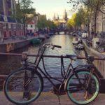 Wróciłam zAmsterdamu!