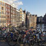 Amsterdam na weekend (dzień #1)